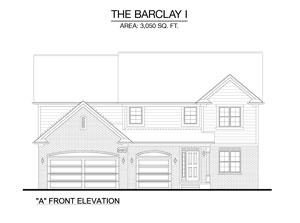 Barclay I - Elevation A