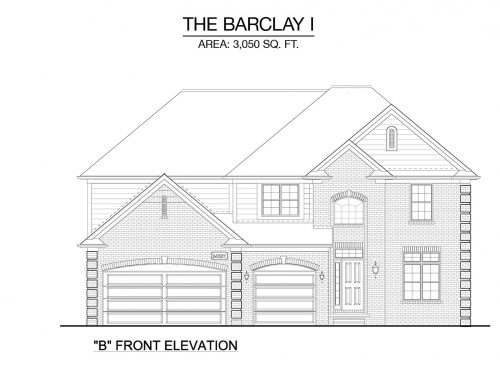 Barclay I – Oak Forest