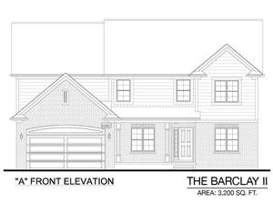 Barclay II - Elevation A