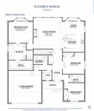Barclay II - First Floor