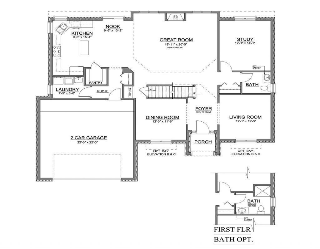 Birchwood - First Floor