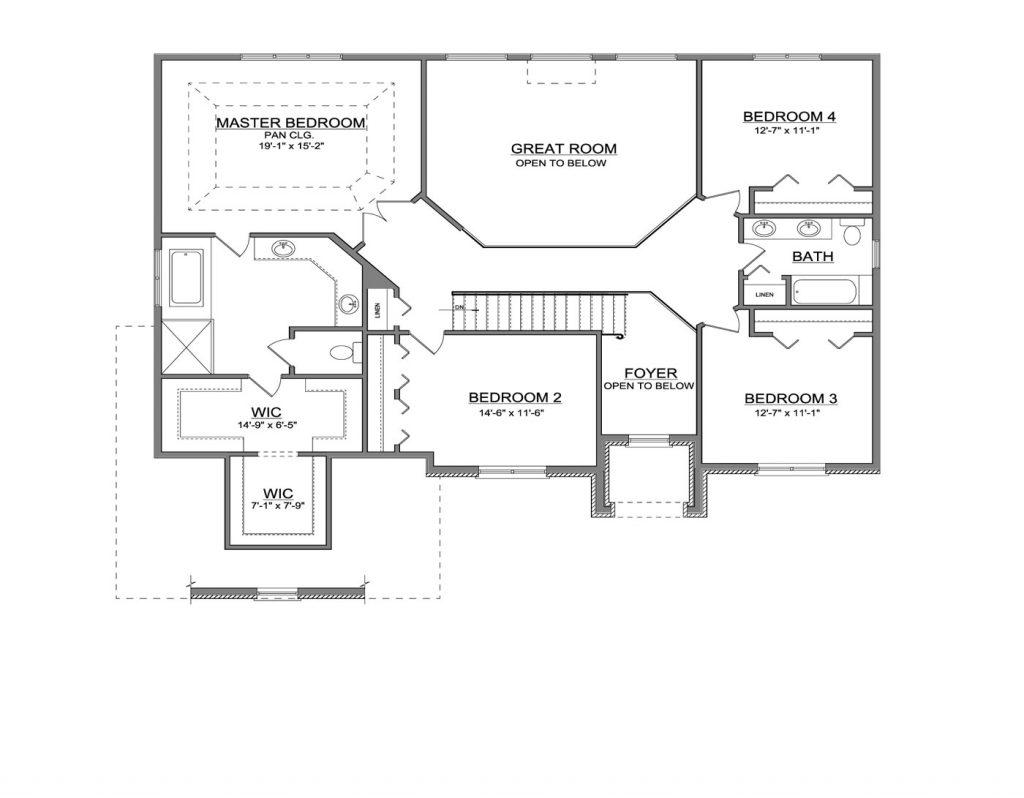 Birchwood - Second Floor